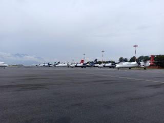 एक महिनामै आन्तरिक हवाई यात्रु ३ लाख ८७ हजार पुगे, बुद्ध एयरको एकछत्र